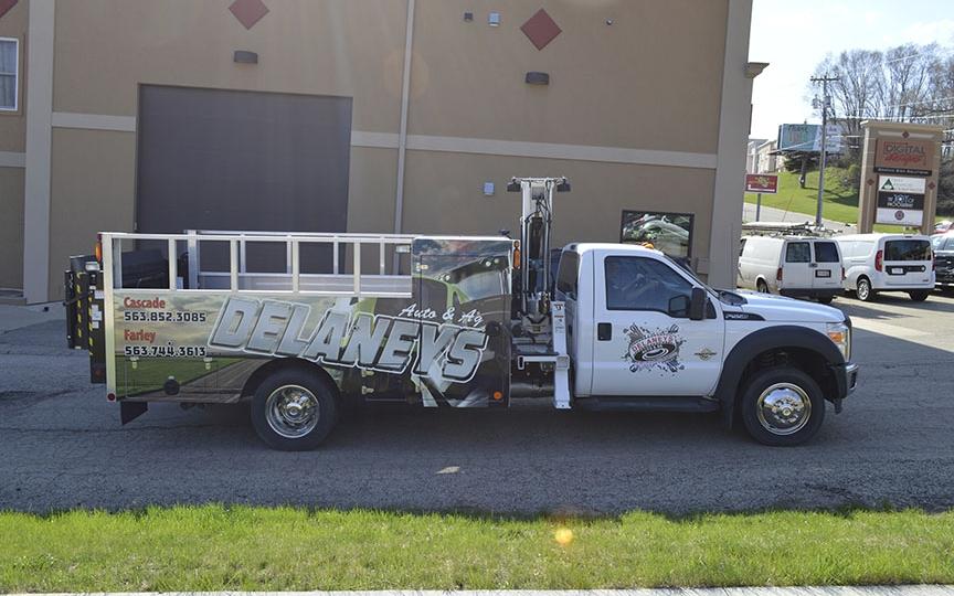 Vehicle Wraps Company In Cedar Rapids Amp Davenport Ia